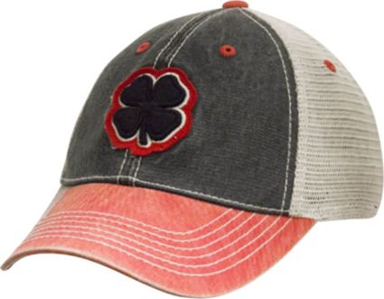 Black Clover Two Tone Vintage Hat