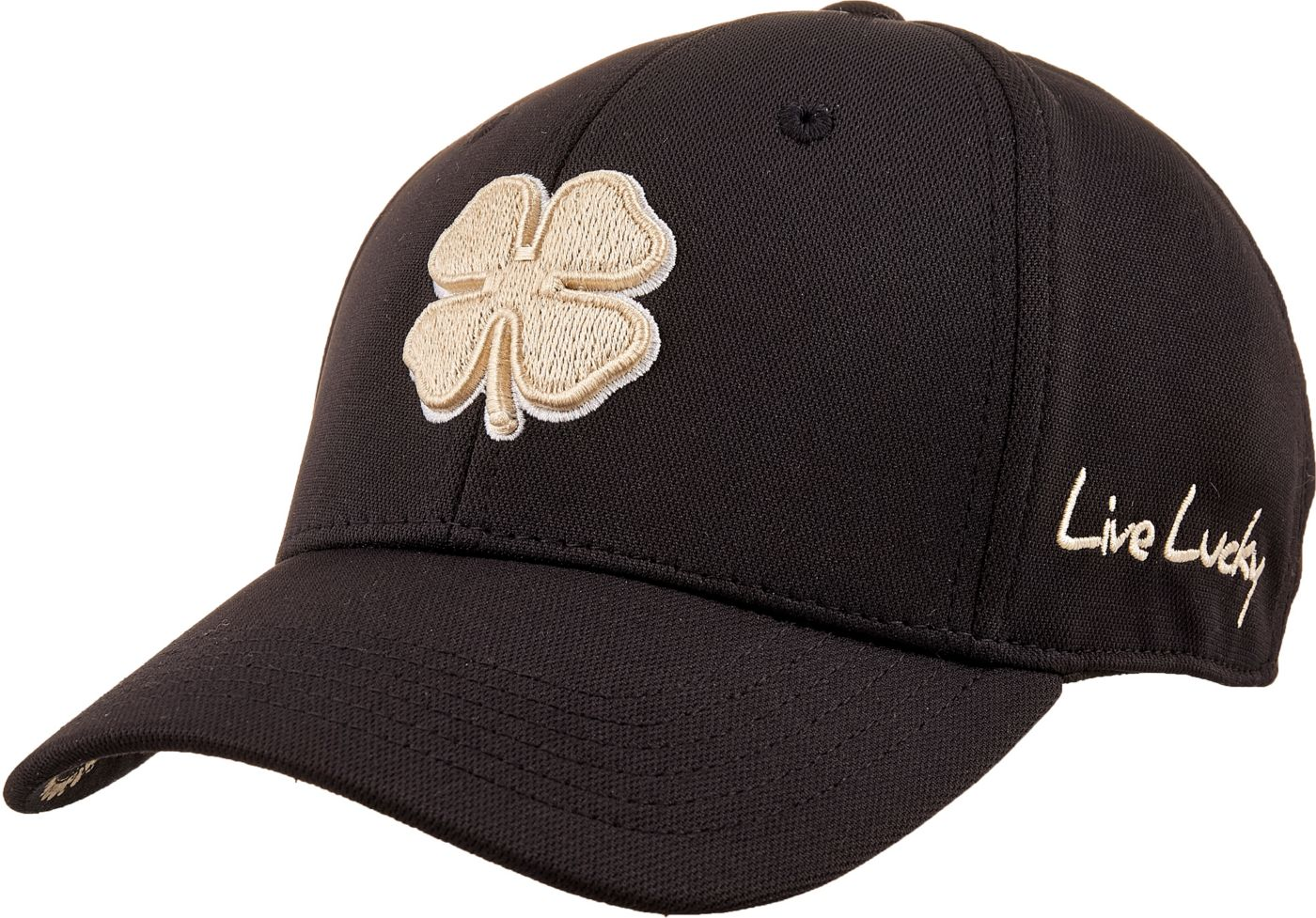 Black Clover Men's Colorado Premium Golf Hat