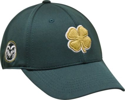 Black Clover Colorado State Collegiate Rams Premium Hat