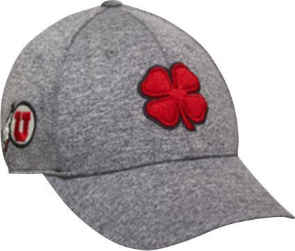 Black Clover Utah Utes Collegiate Heather Hat