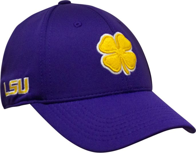 2ebe9f9232698 Black Clover LSU Tigers Collegiate Premium Hat 1