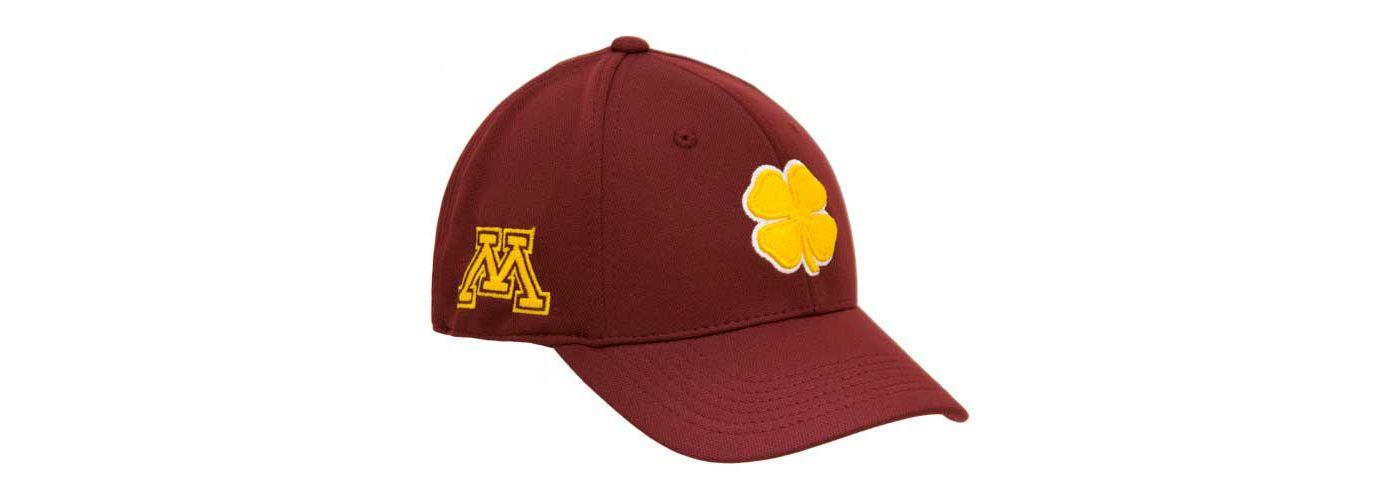 Black Clover Minnesota Golden Gophers Premium Hat