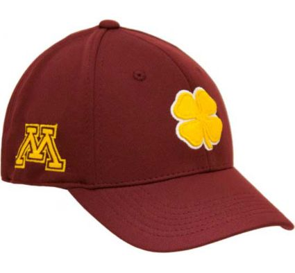 Black Clover Minnesota Golden Gophers Premium Hat