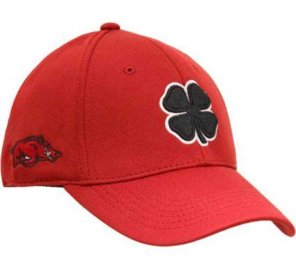 Black Clover Arkansas Razorbacks Premium Hat