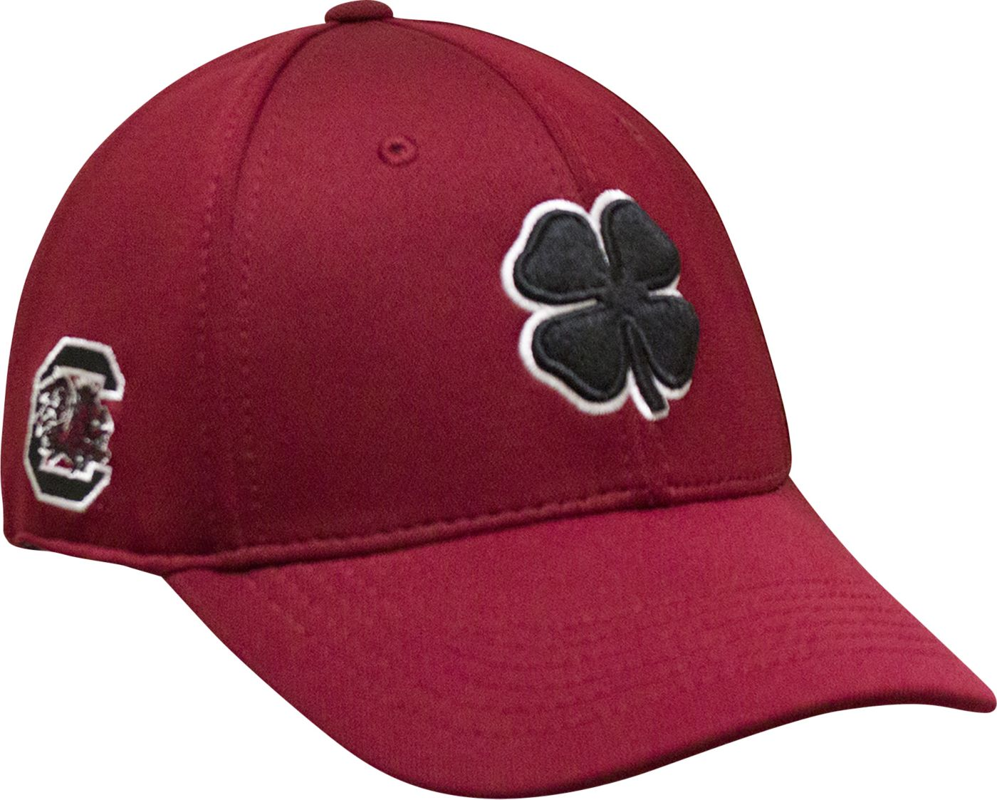 Black Clover Men's South Carolina Premium Golf Hat