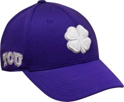 Black Clover TCU Horned Frogs Collegiate Premium Hat