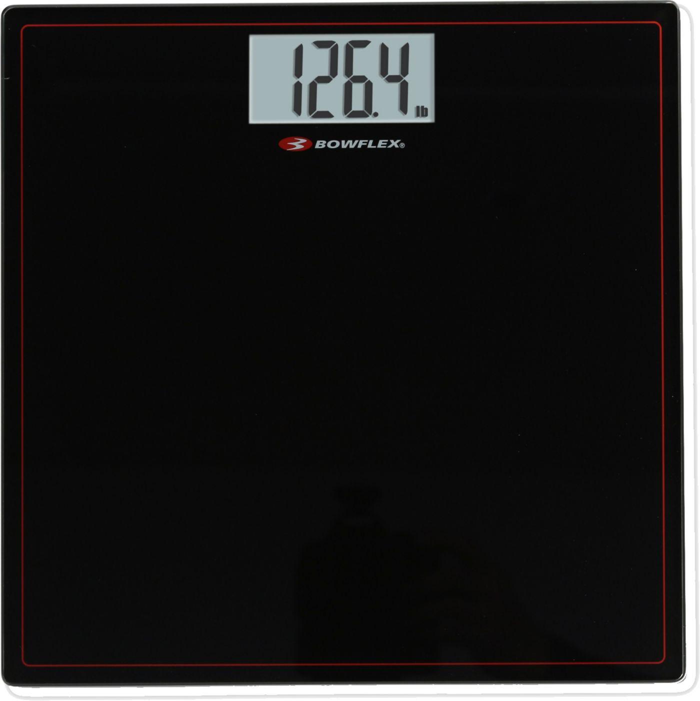 Bowflex Digital Glass Bathroom Scale
