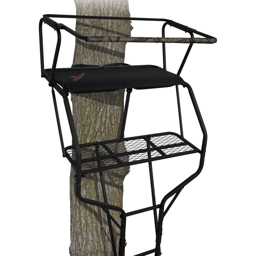 Big Game Treestands Guardian Xl 18 Ladder Stand Dick S