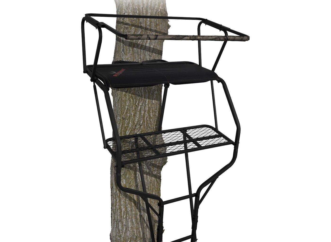 Big Game Treestands Guardian XL 18' Ladder Stand