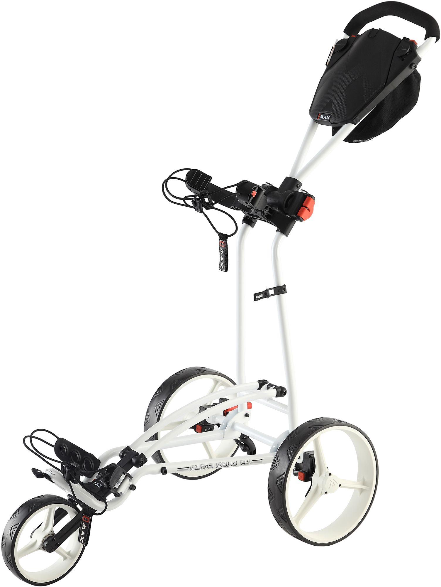 Push Golf Carts - Big Max Autofold