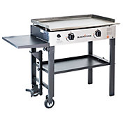 "Blackstone 28"" Two-Burner Stove with Griddle"