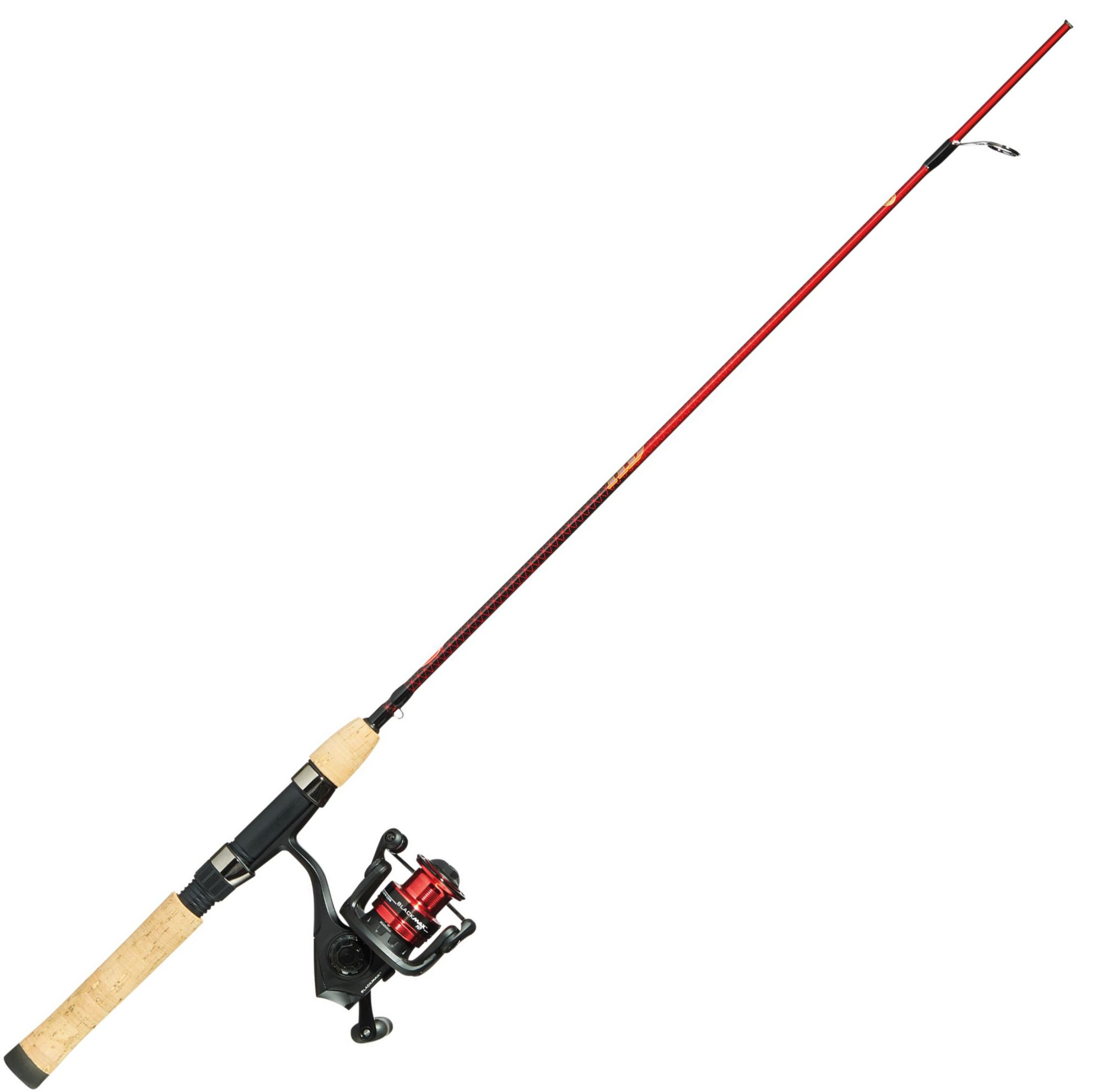 Berkley Cherrywood HD Black Max Spinning Combo