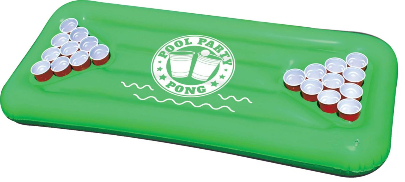 Big Mouth Party Pong Inflatable Pool Game