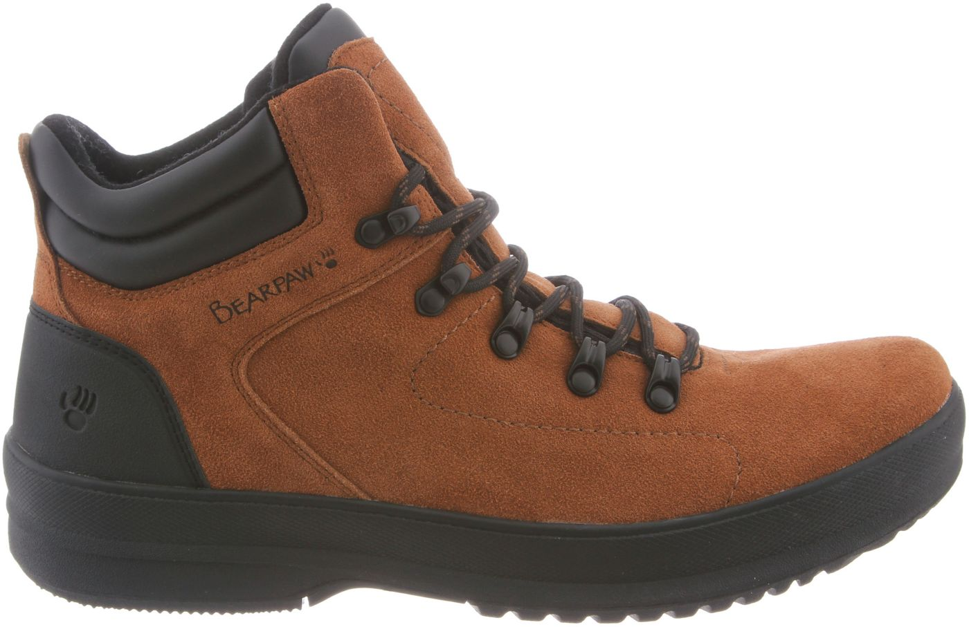 BEARPAW Men's Dominic II Waterproof Winter Boots