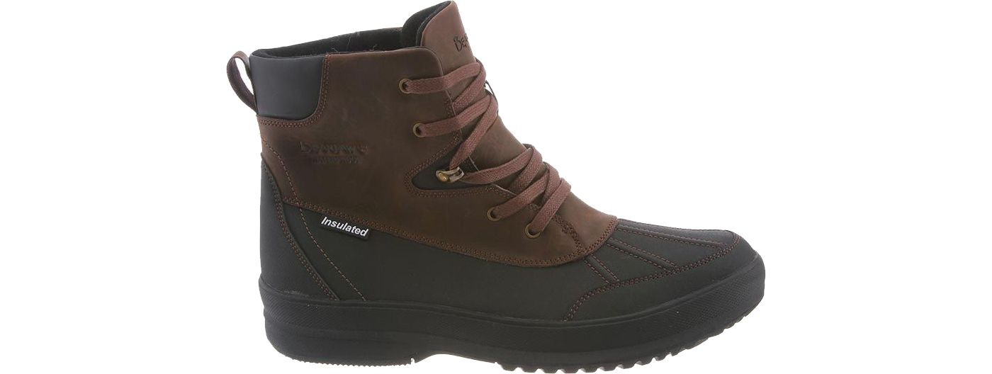 BEARPAW Men's Lucas II 200g Waterproof Winter Boots