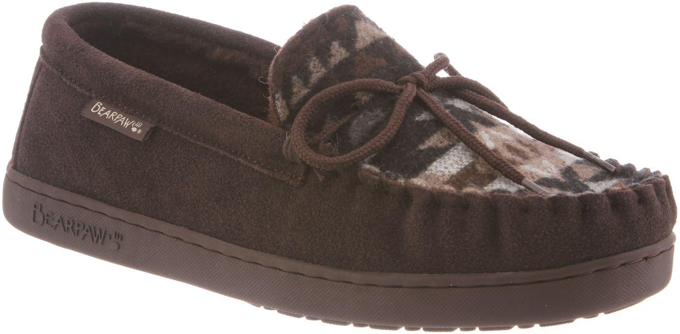 BEARPAW Men's Moc II Slippers