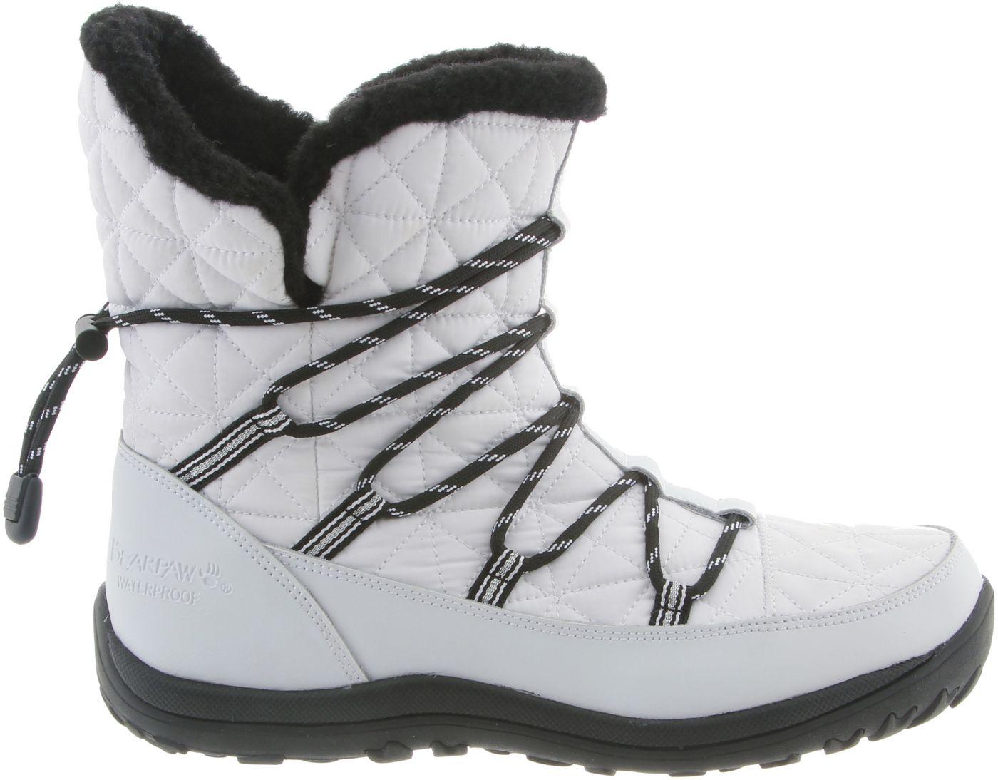 BEARPAW Women's Celine Waterproof Winter Boots