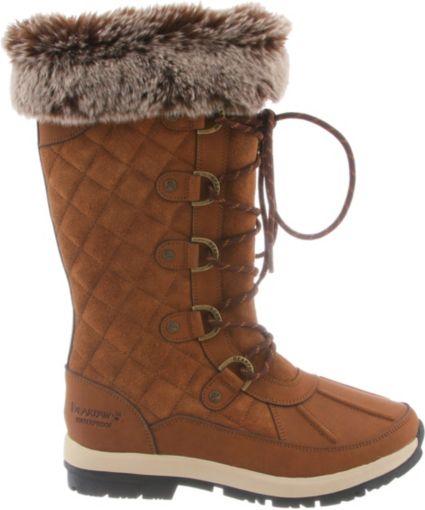 BEARPAW Women's Gwyneth Waterproof Winter Boots