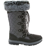 BEARPAW Women's Quinevere II Waterproof Winter Boots
