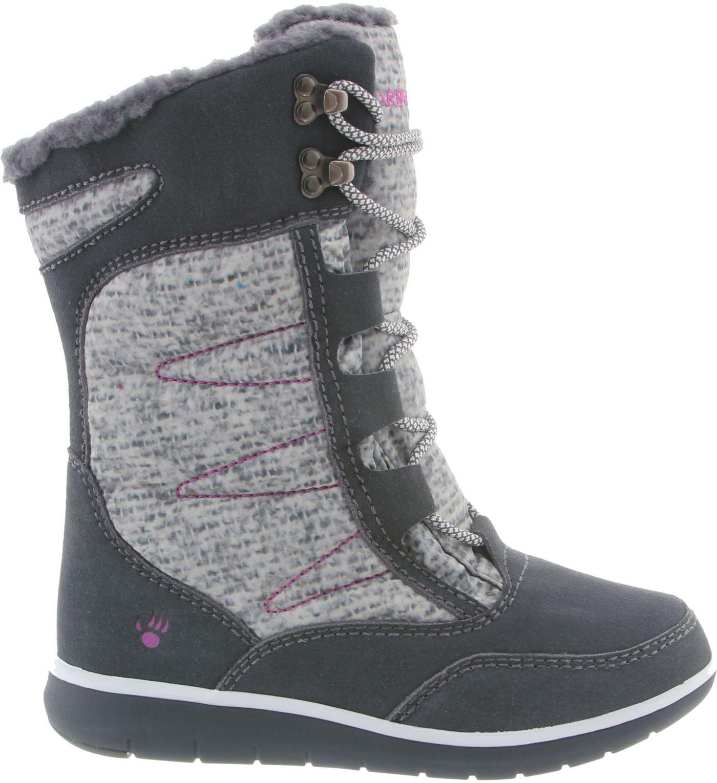 BEARPAW Women's Aretha Black Winter Boots