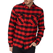 Burton Men's Brighton Burly Flannel Long Sleeve Shirt