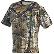 Browning Wasatch Short Sleeve Camo T-Shirt