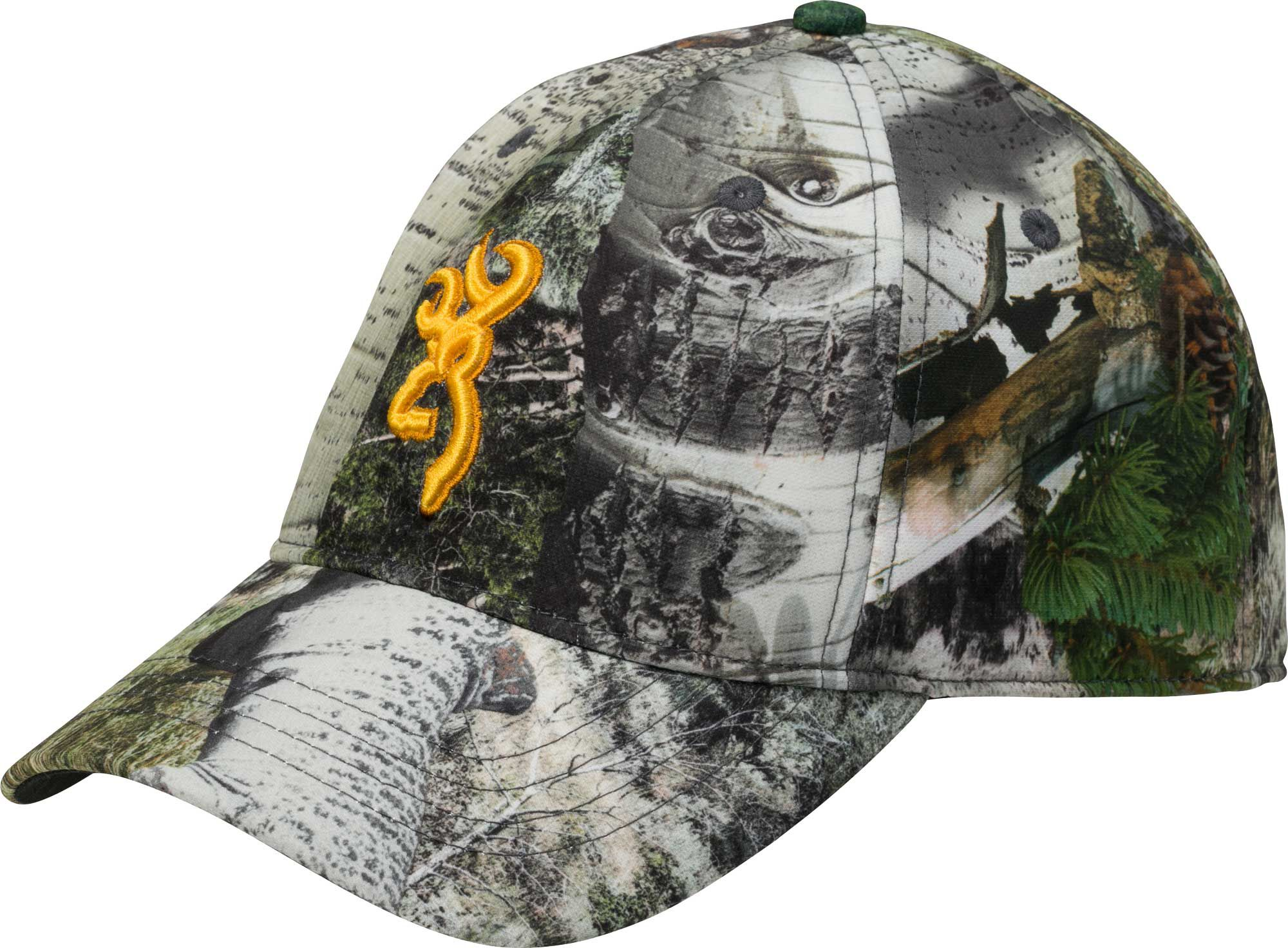 Browning Men's Hell's Canyon Mercury Hat, Size: One size, MossyOak Mountain Country thumbnail