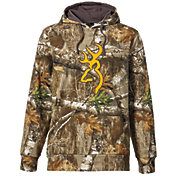 Browning Men's RealTree Edge Buckmark Hoodie