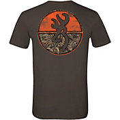 Browning Men's Realtree MAX-5 Circle T-Shirt