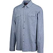 Browning Men's Pocono Chambray Long Sleeve Shirt