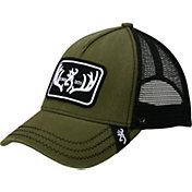 Browning Men's Typical Antler Patch Mesh Back Hat