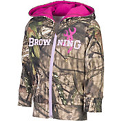 Browning Toddler Otter Full Zip Hoodie