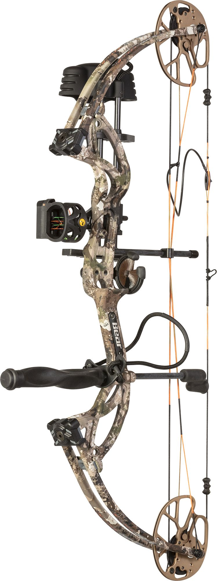 Bear Archery Cruzer G2 RTH Compound Bow Package, Right Hand, fire thumbnail