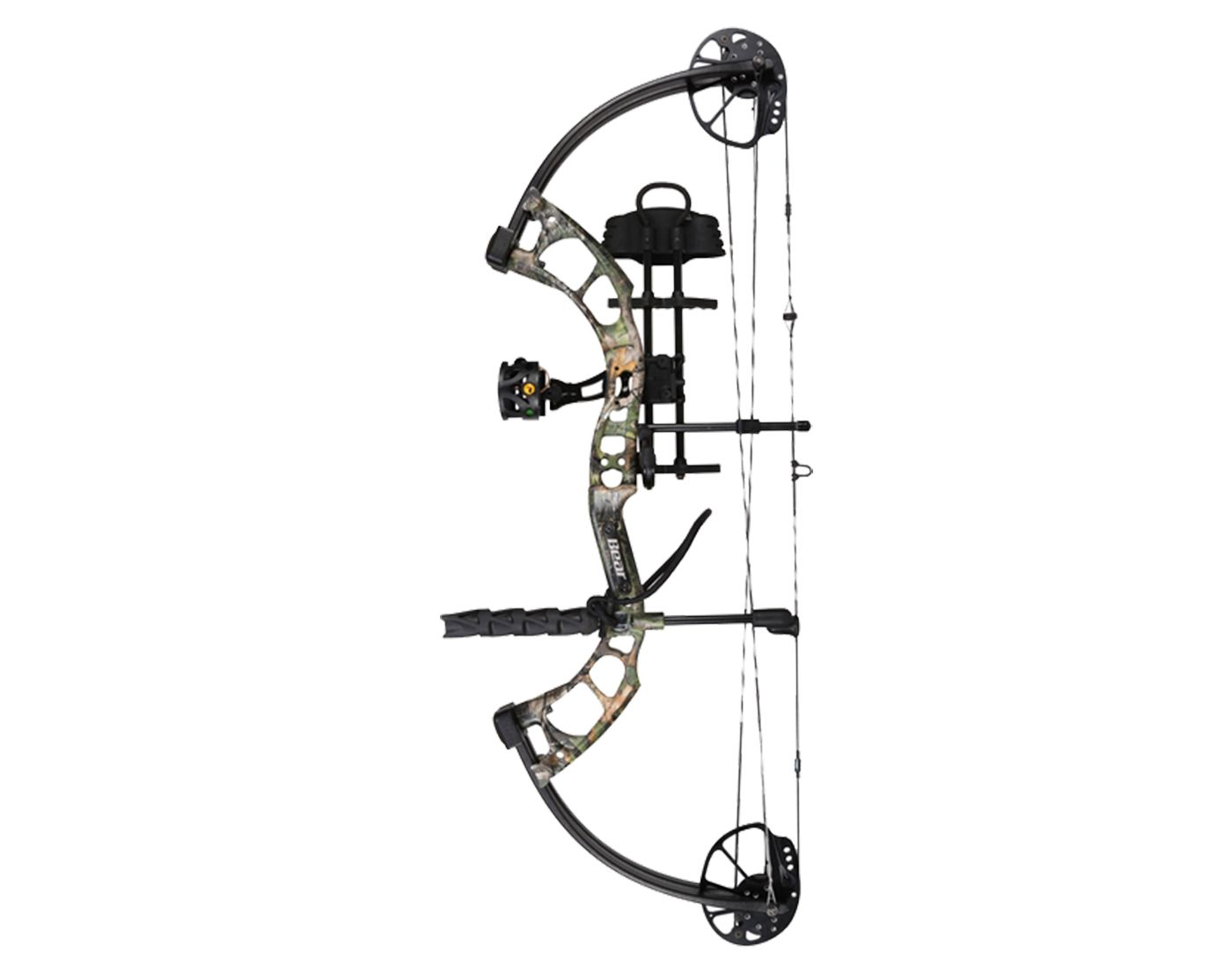 Bear Archery Cruzer X RTH Compound Bow Package