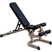 Body Solid GID71 Adjustable Bench