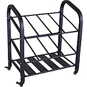 Body Solid Roller Mat Storage Cart