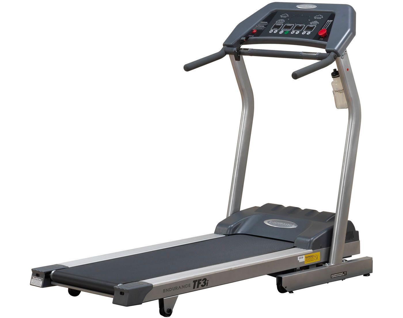 Body Solid Endurance TF3i Folding Treadmill