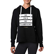 Betsey Johnson Performance Women's No Pain No Champagne Hoodie