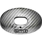 Battle Oxygen Carbon Chrome Oxygen Lip Guard Mouthguard