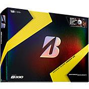 Bridgestone Tour B330 B Mark Golf Balls – Limited Edition