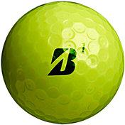 Bridgestone Tour B330-RX B Mark Optic Yellow Golf Balls – Limited Edition