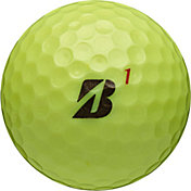 Bridgestone TOUR B RX Optic Yellow Golf Balls