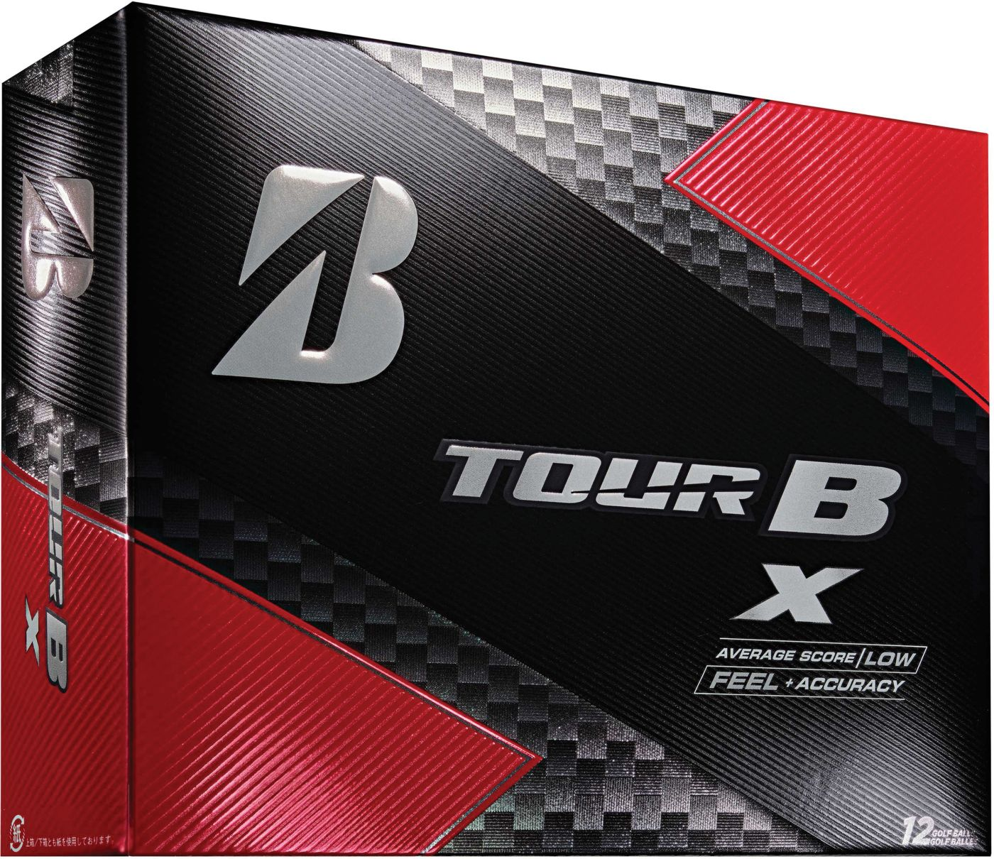 Bridgestone TOUR B X Personalized Golf Balls