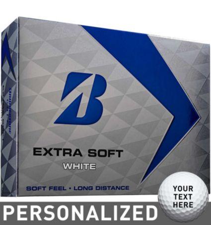 Bridgestone Extra Soft Personalized Golf Balls - 12 Pack