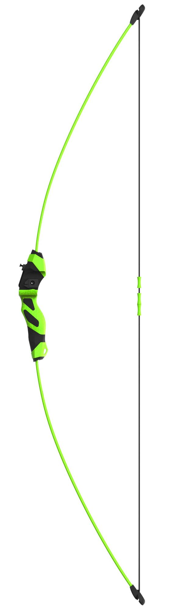Barnett Quicksilver Youth Recurve Bow Package, Green thumbnail