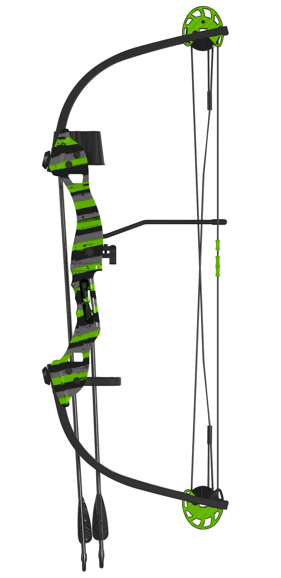Barnett Tomcat 2 Youth Compound Bow Package, Size: Small thumbnail
