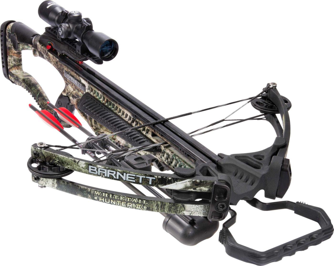Barnett Whitetail Hunter II Crossbow Package - 350 fps