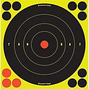 """Birchwood Casey 8"""" Shoot-N-C Bull's-Eye Target – 5 pack"""