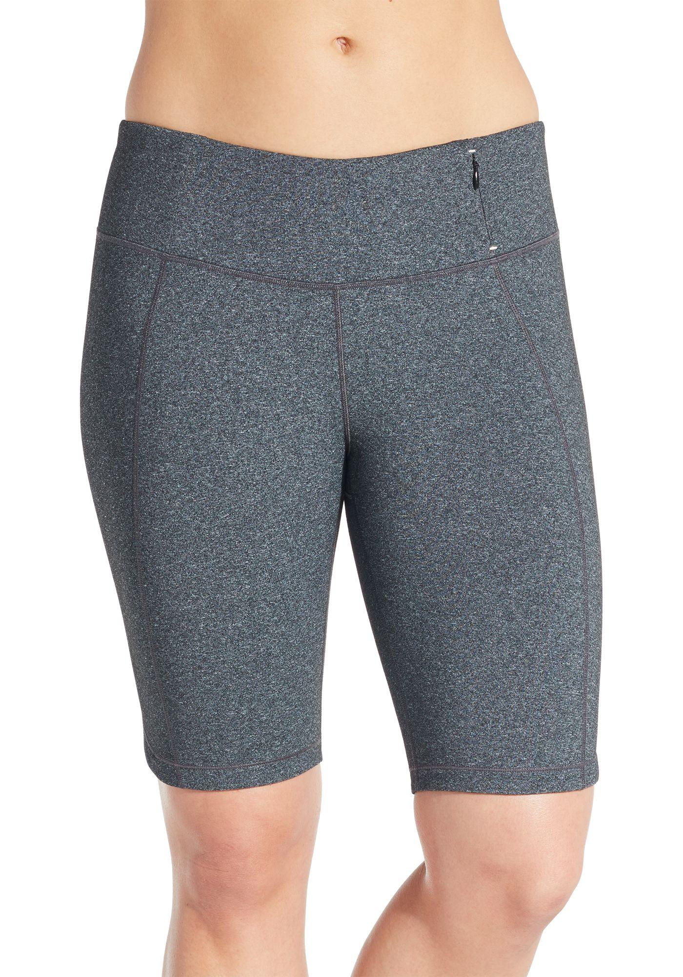 CALIA by Carrie Underwood Women's Essential Heather Bermuda Shorts