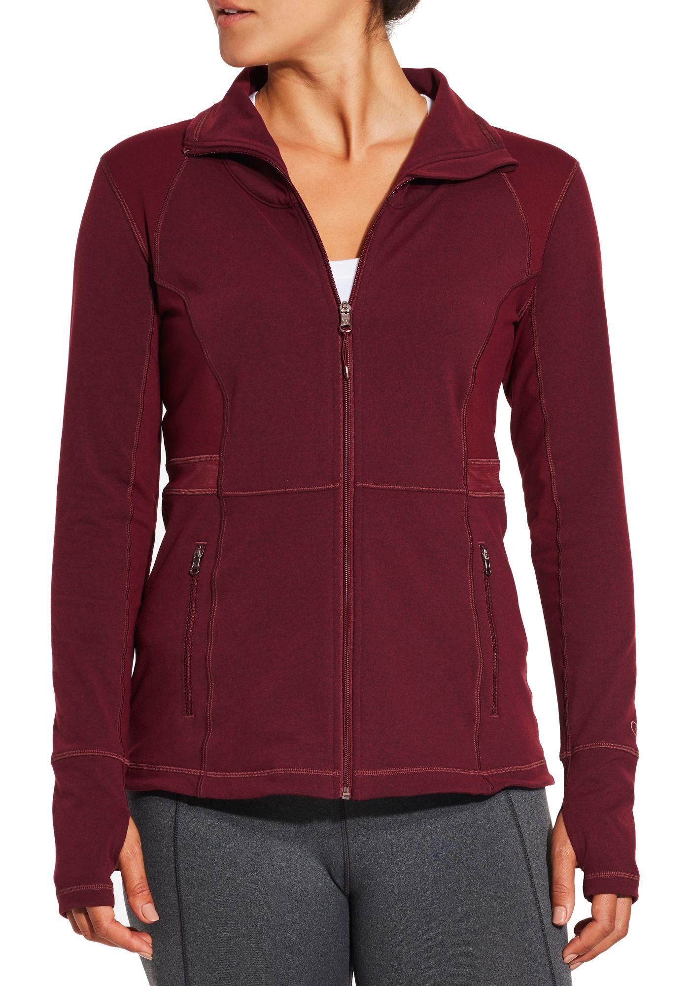 CALIA by Carrie Underwood Women's Core Heather Fitness Jacket